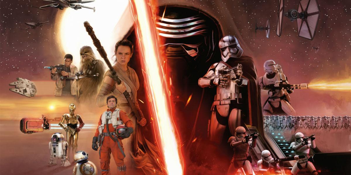 Photo of Star Wars Episode VIII: An Epilogue to Star Wars Force Awakens