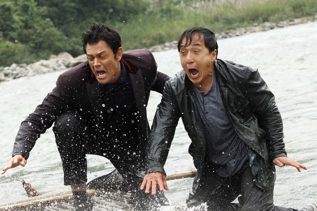 Photo of Jackie Chan's Skiptrace Is Rocking The Chinese Box-Office!