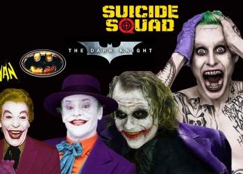 evolution of joker