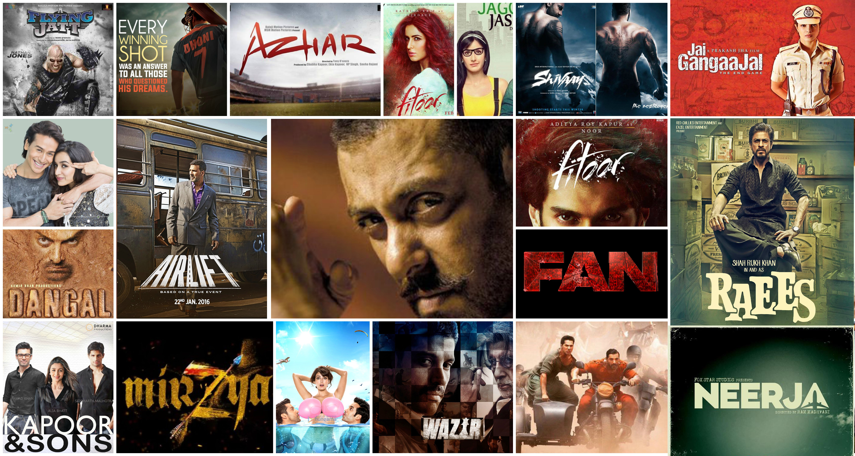 Photo of How did Bollywood Movies fare in the first-half of 2016?