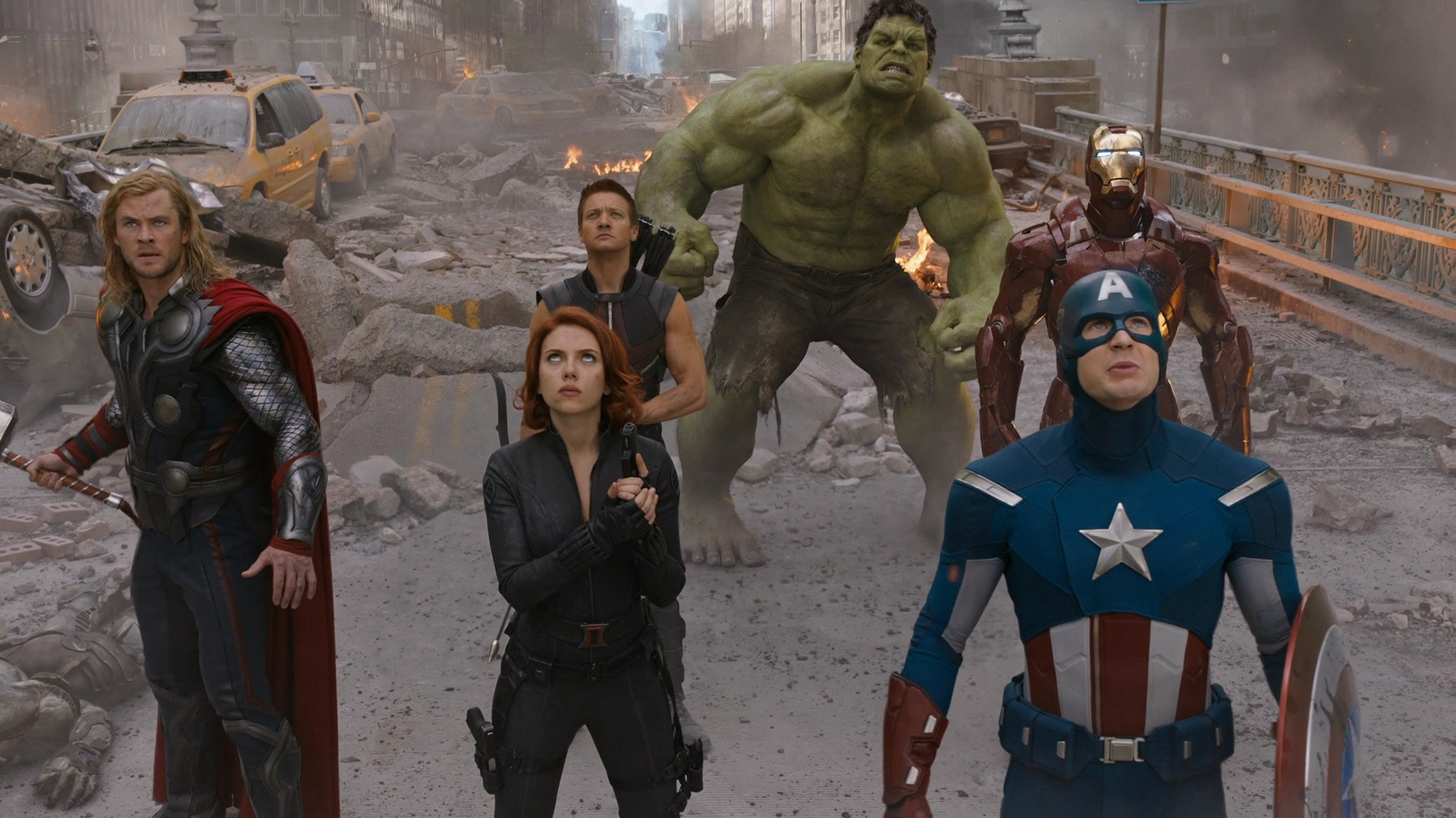 Photo of Blast from the Past: The Avengers are Back