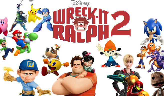 Image result for wreck-it ralph 2 release date