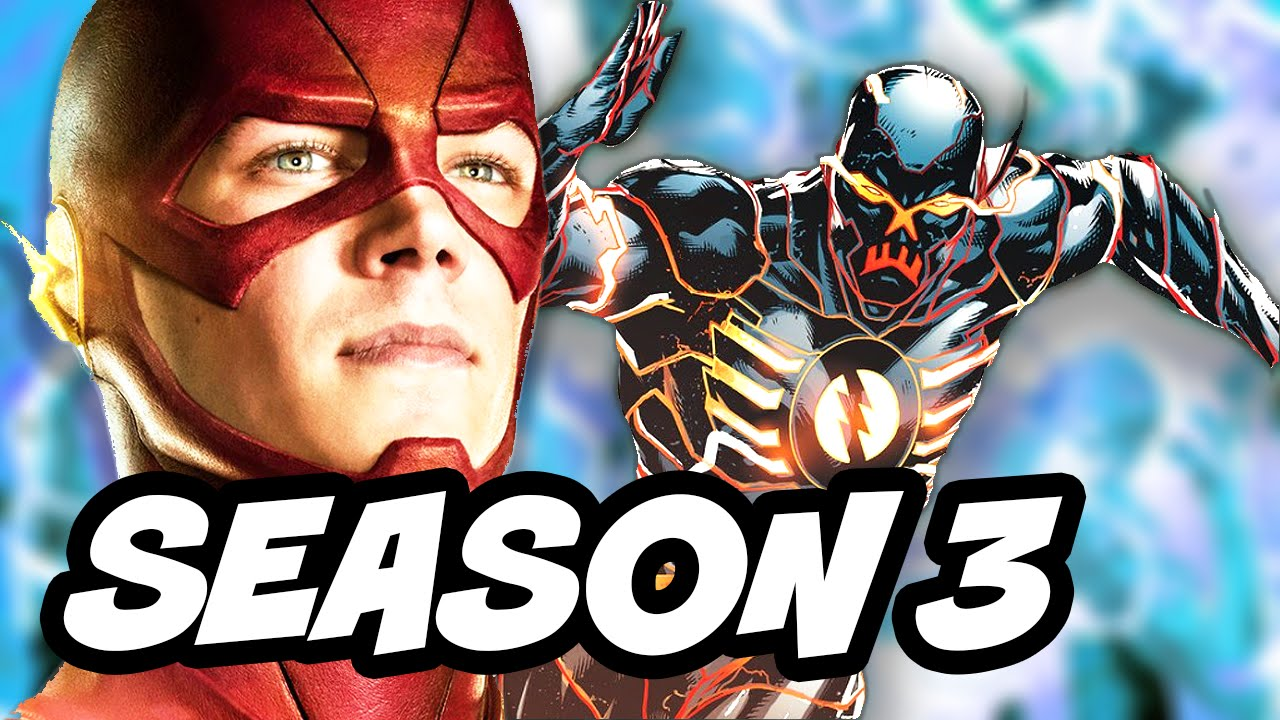 Photo of Flash Season 3: Black Flash is Coming in a Dangerous New Avatar
