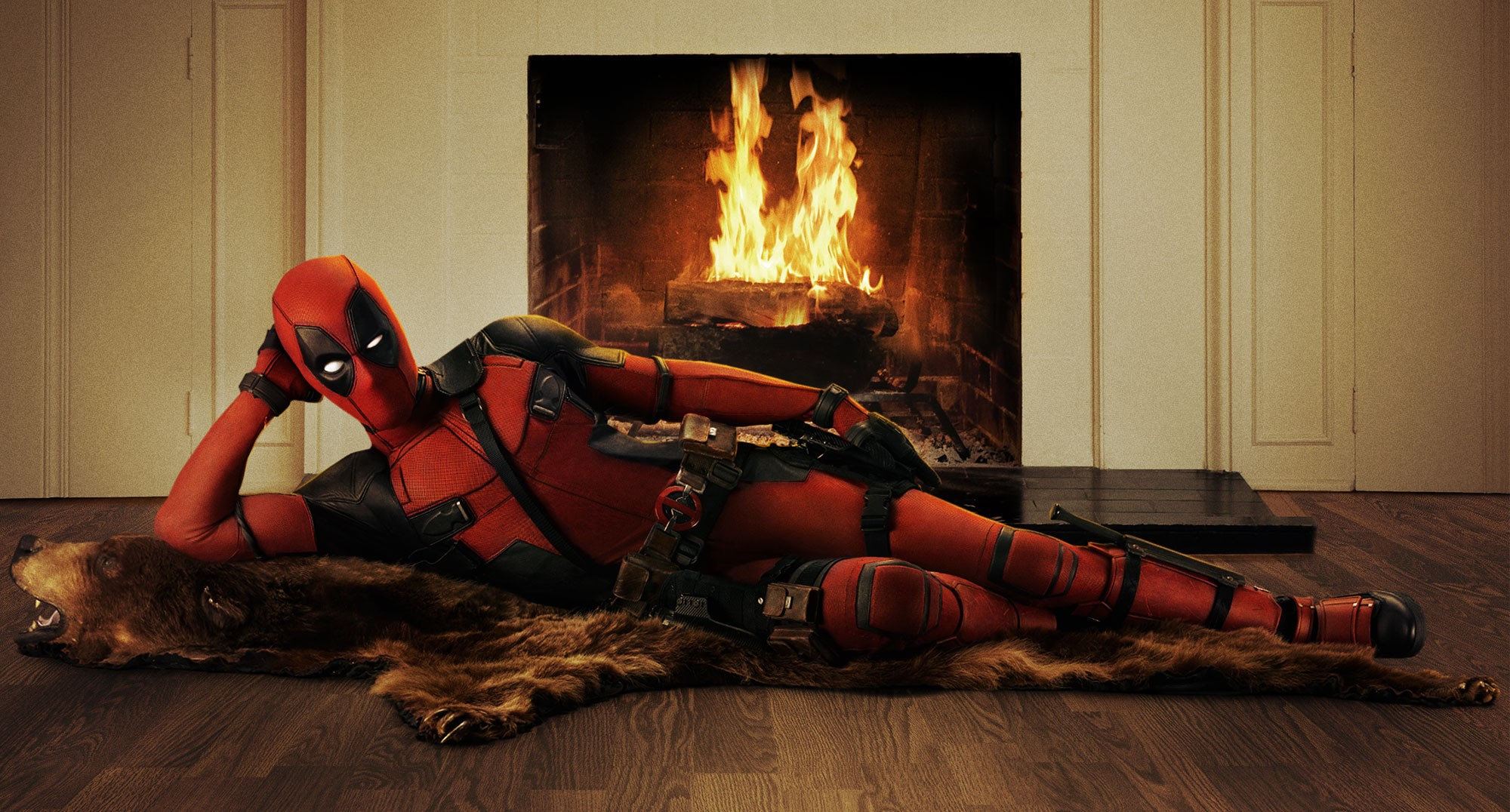 Photo of Deadpool New Outfit Revealed, and it's Sleek and Classy