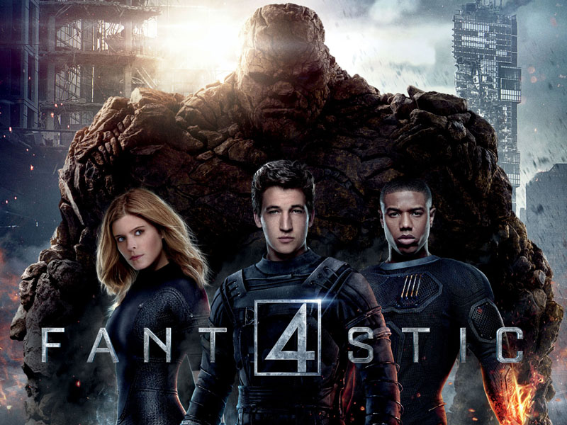 Photo of Fantastic Four to enter into the Marvel Cinematic Universe?
