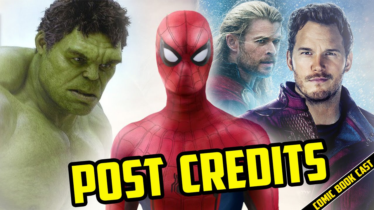 Photo of 10 Ultimate Post-Credit Scenes From Movies