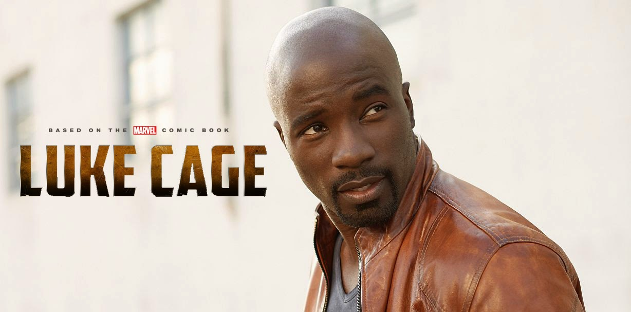 Photo of First Look of Luke Cage, and it's just FANTASTIC