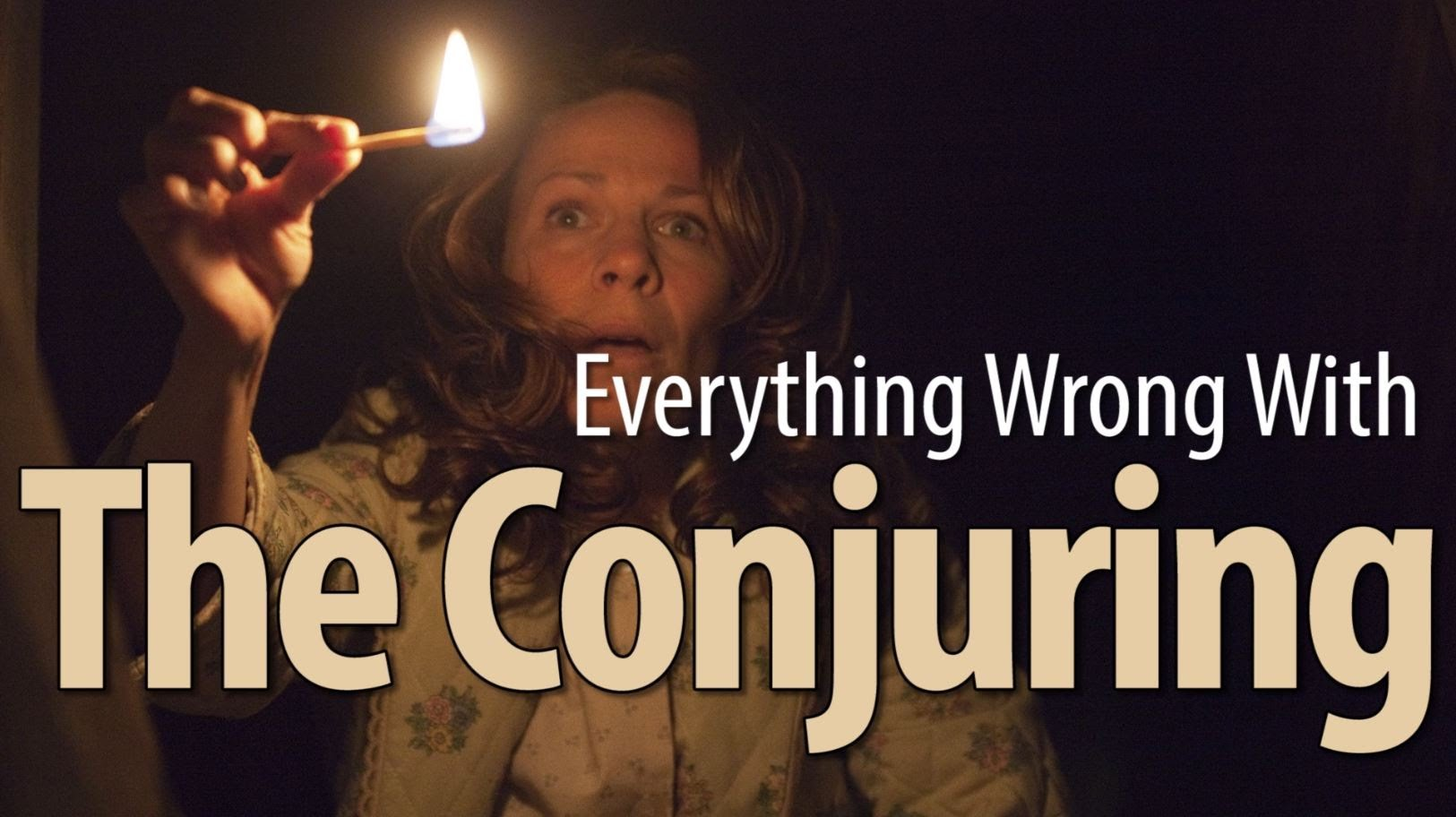 Photo of The Strange Happenings On The Conjuring 1 & 2 Sets!