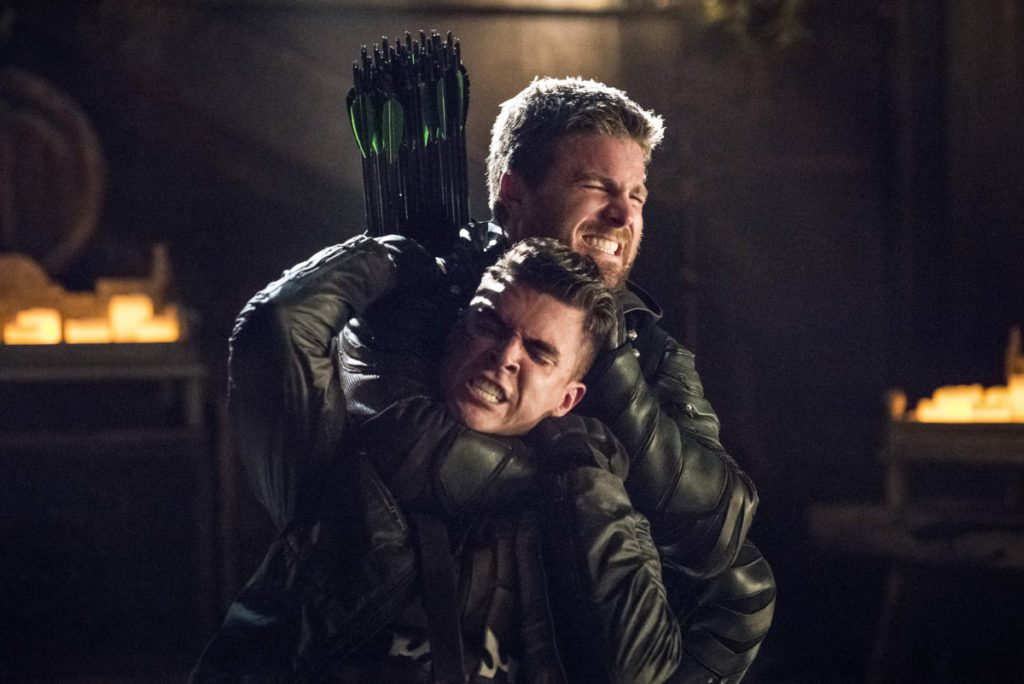 Best Arrow Episodes