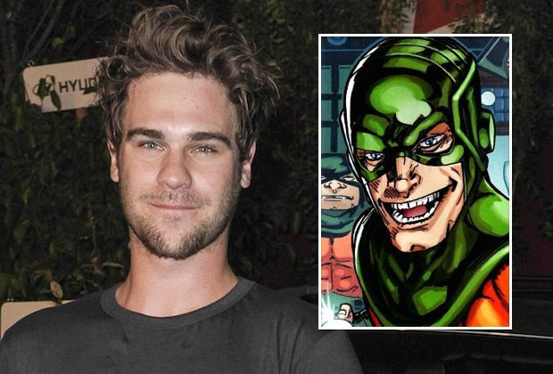Mandatory Credit: Photo by Rob Latour/REX/Shutterstock (2678788n) Grey Damon 10th Anniversary of the comic book series The Walking Dead at Comic-Con, San Diego, America - 19 Jul 2013