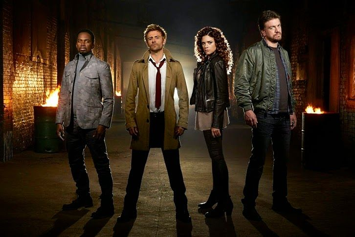 DC Comics Brings a New Hero to Television in Constantine ...