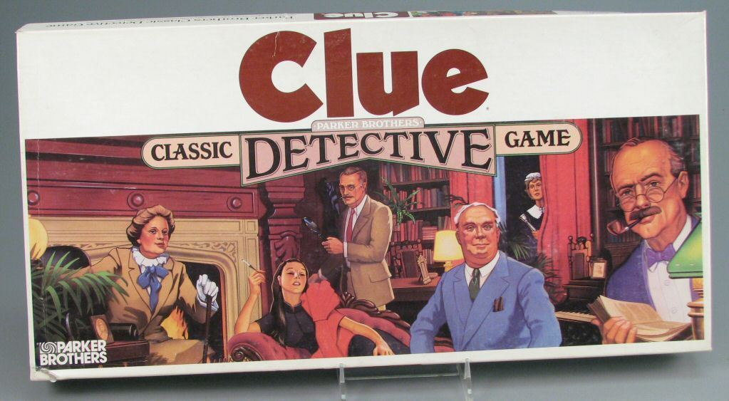 the clue For the clue on the pc, gamefaqs has 11 faqs (game guides and walkthroughs.