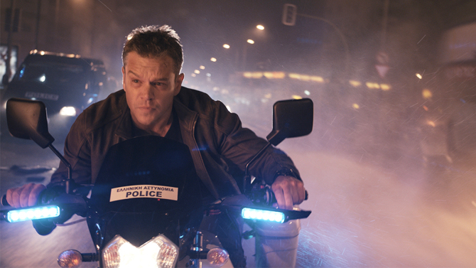 Highest Grossing Movies of Matt Damon