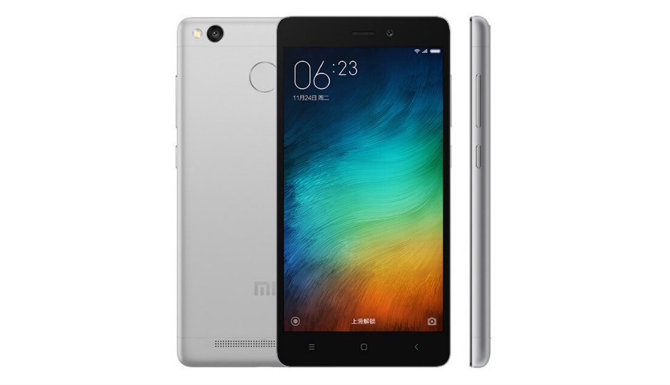 Photo of Xiaomi Redmi 3S : Price and Specifications