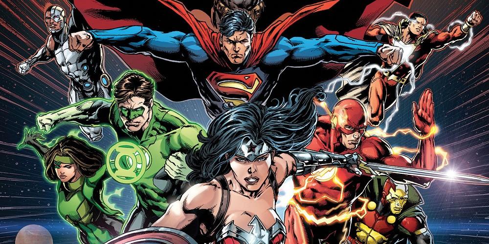 Justice League Reboot Movie