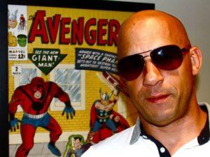 Vin Diesel avenger