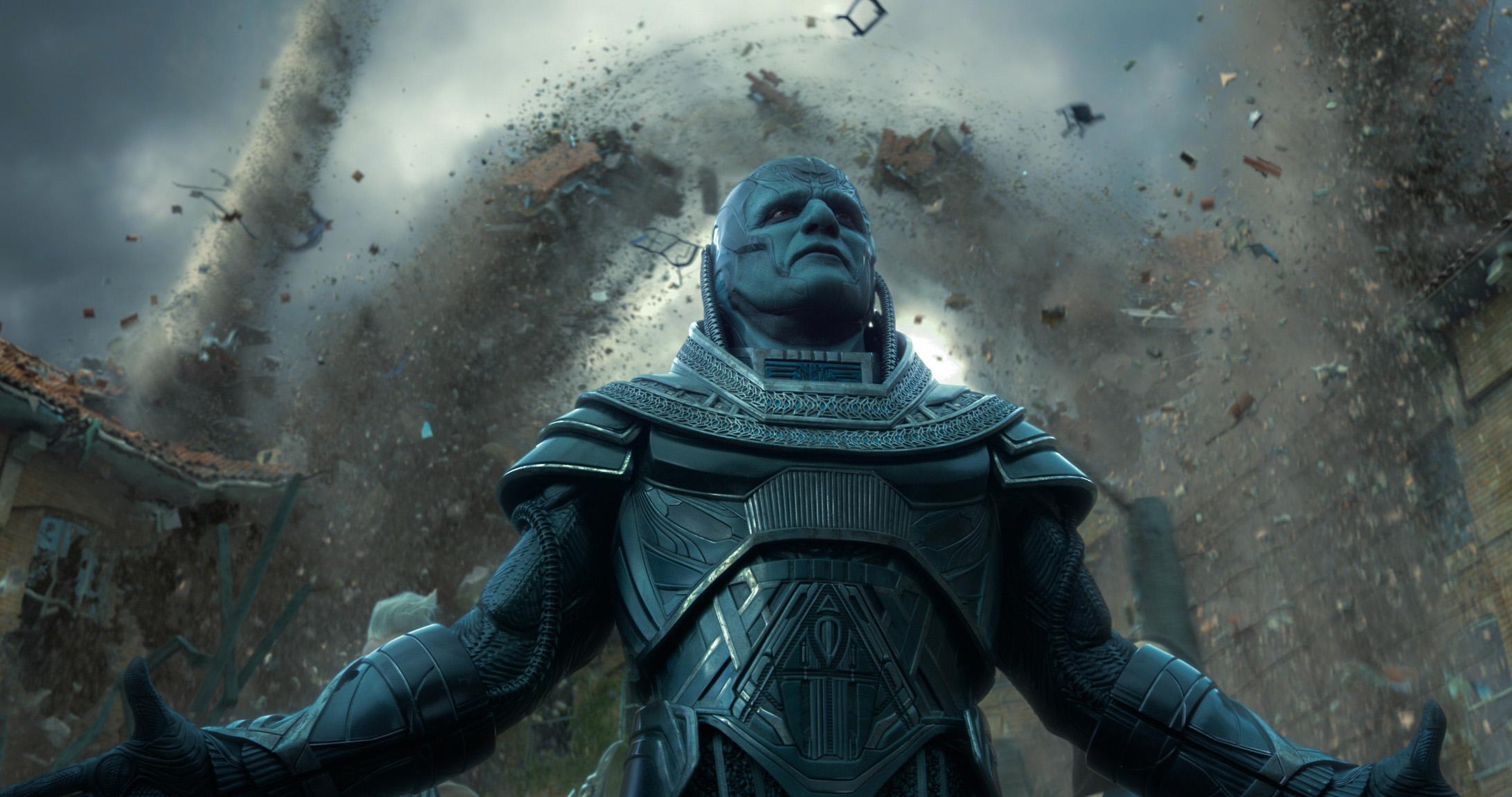 Photo of X-Men Apocalypse Concept Art is STUNNING