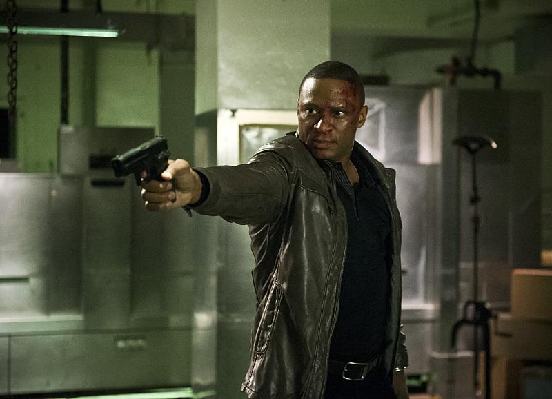 Arrow Season 6 john diggle