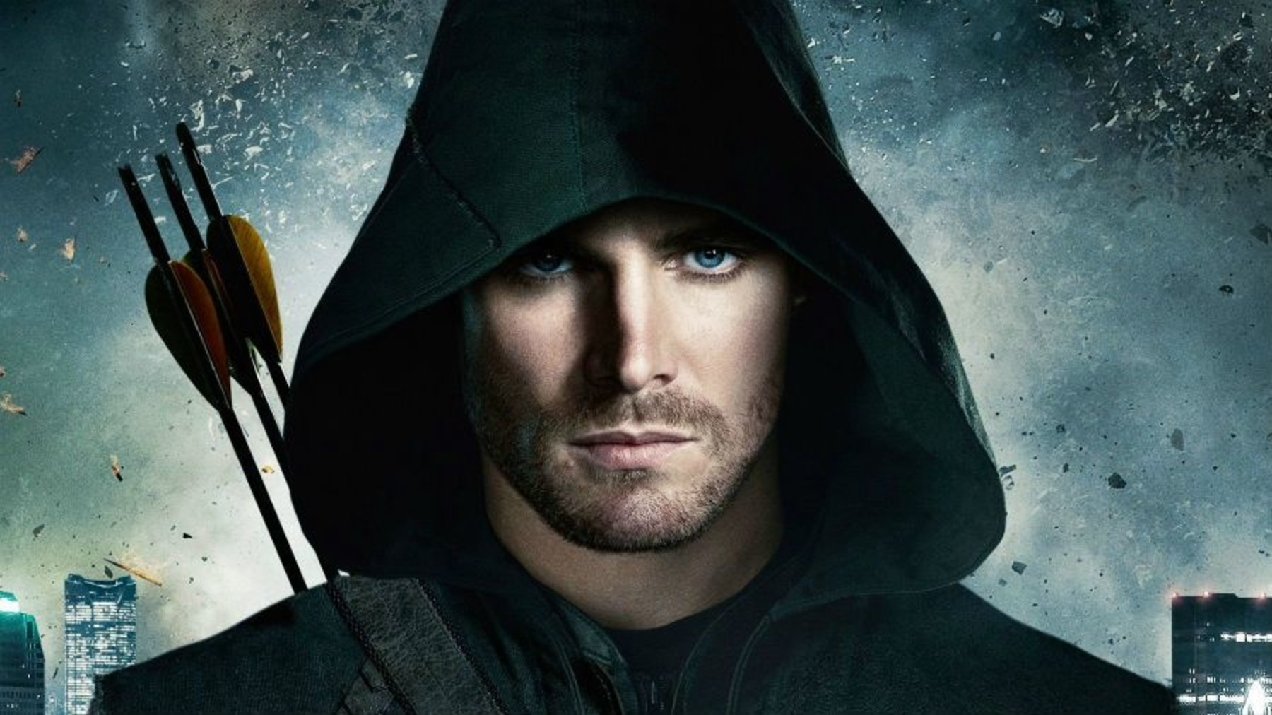 Arrow Season 5 stephen amell