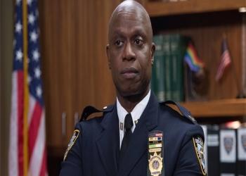 Brooklyn Nine Nine captain holt