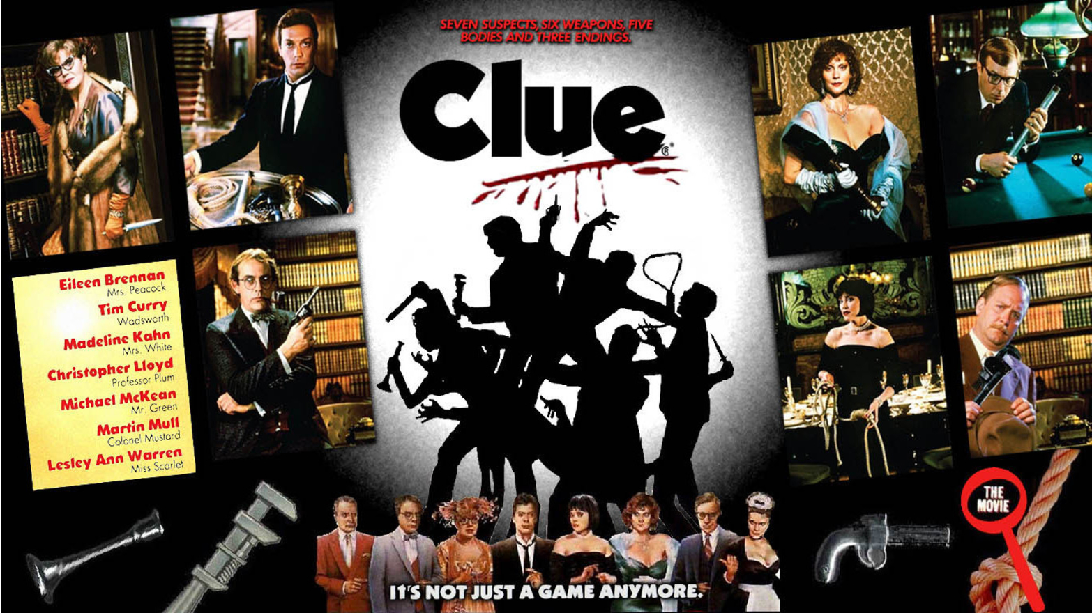 Photo of The Clue Remake Is Finally Happening