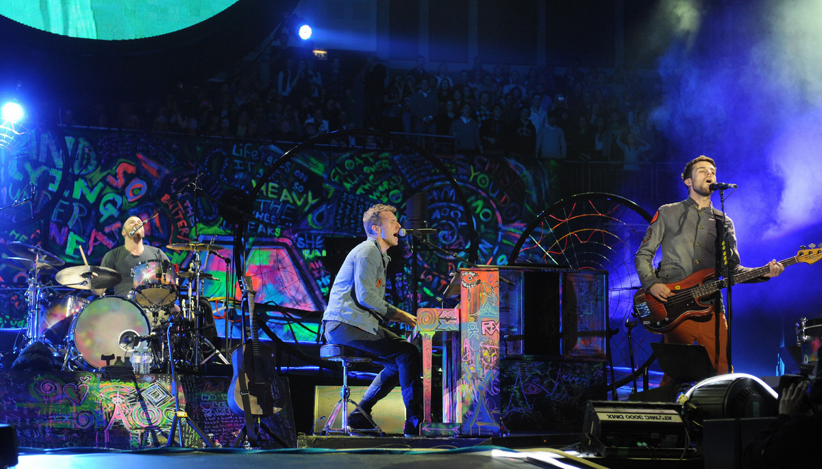Photo of Coldplay Is Finally Doing A Concert In India