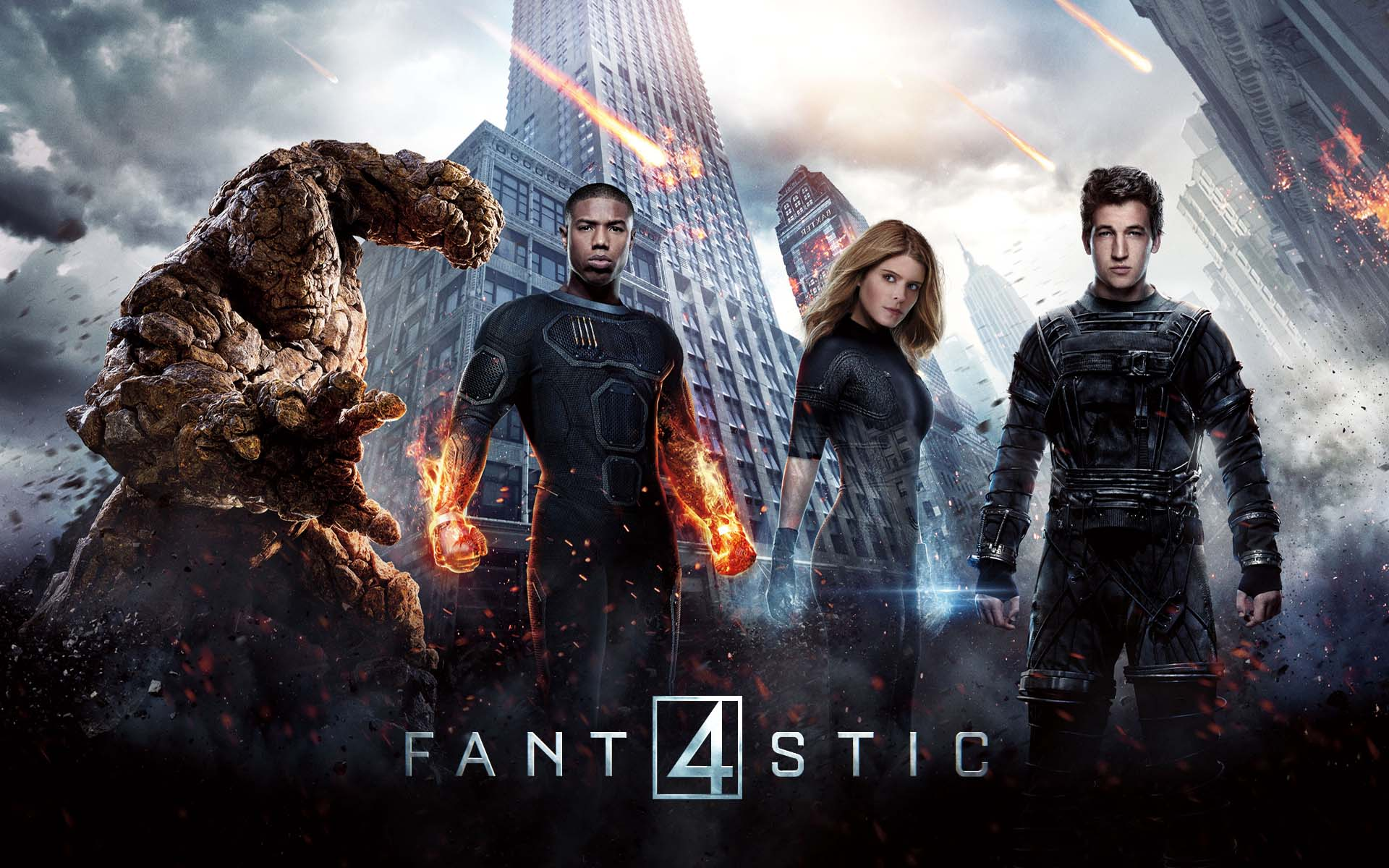 Photo of Kate Mara Is Not Excited About Fantastic Four 2