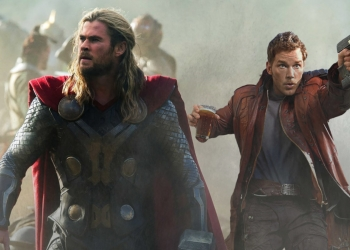 Guardians of the Galaxy thor