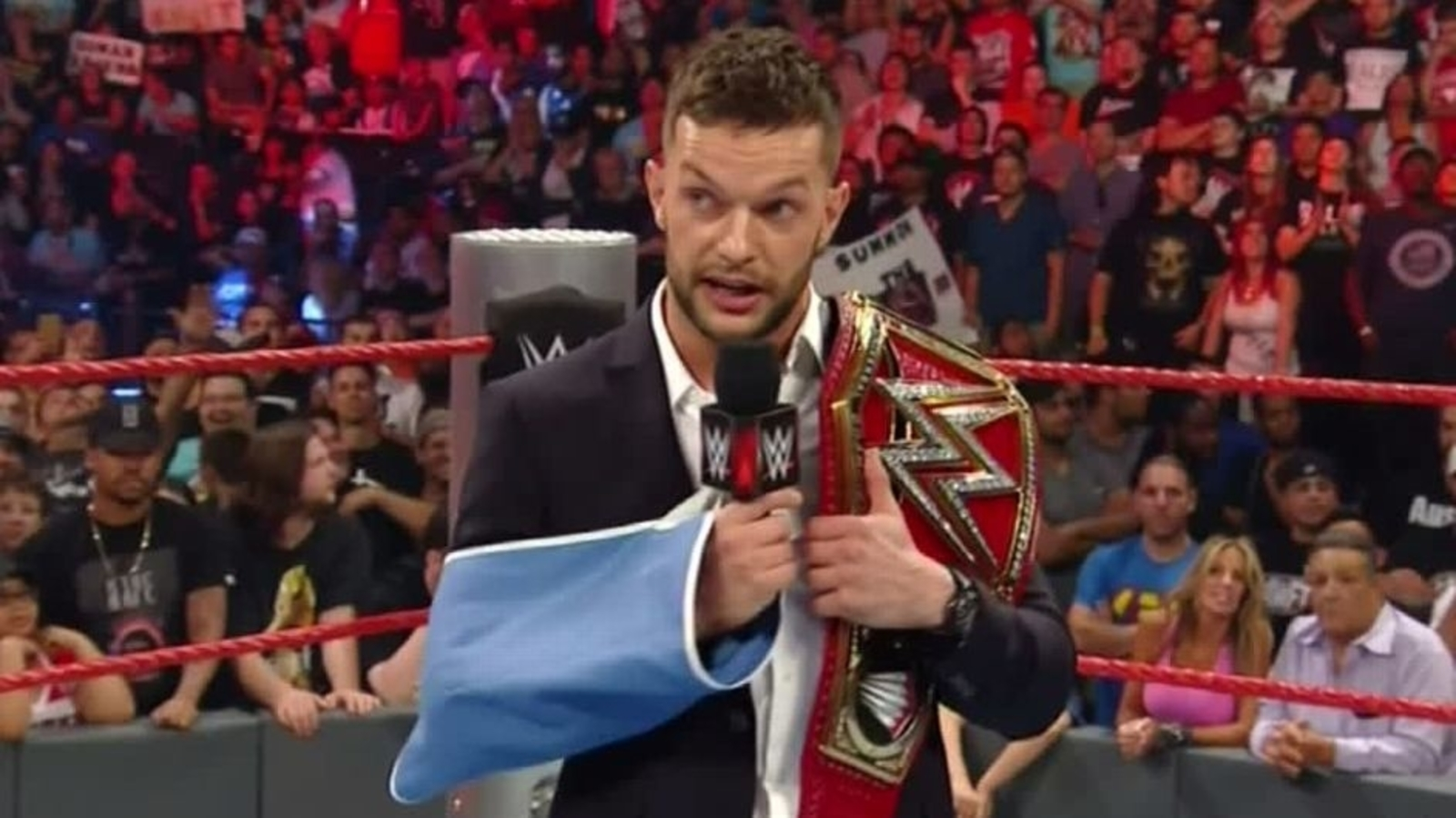 Photo of Finn Balor's Injury: Every Cloud has a Silver Lining