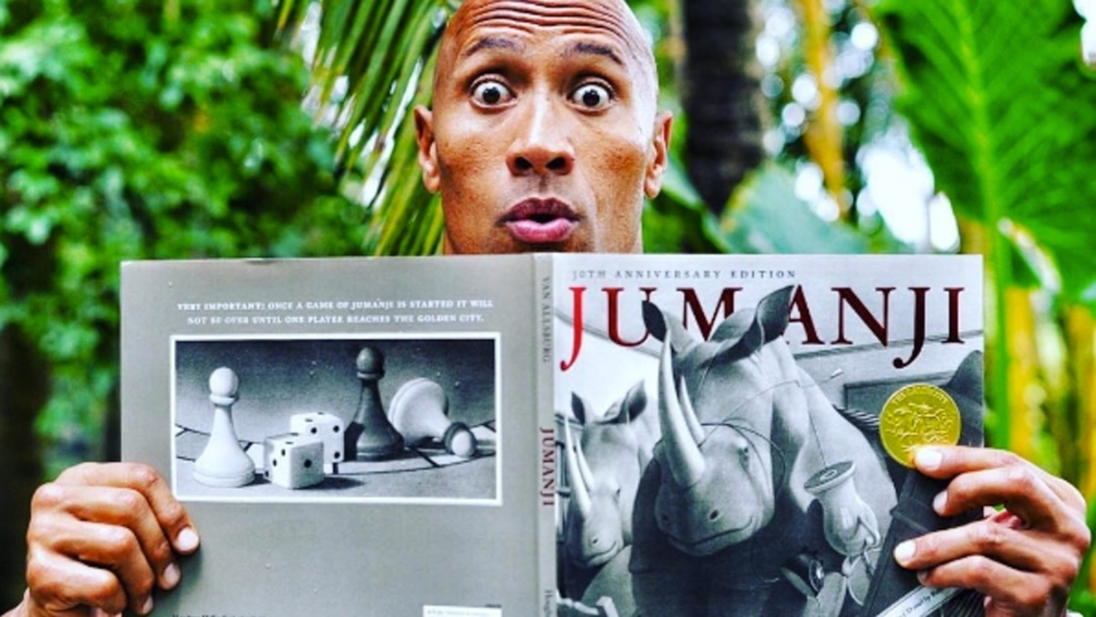 Photo of Dwayne Johnson Clarifies New 'JUMANJI' Will Be A Sequel