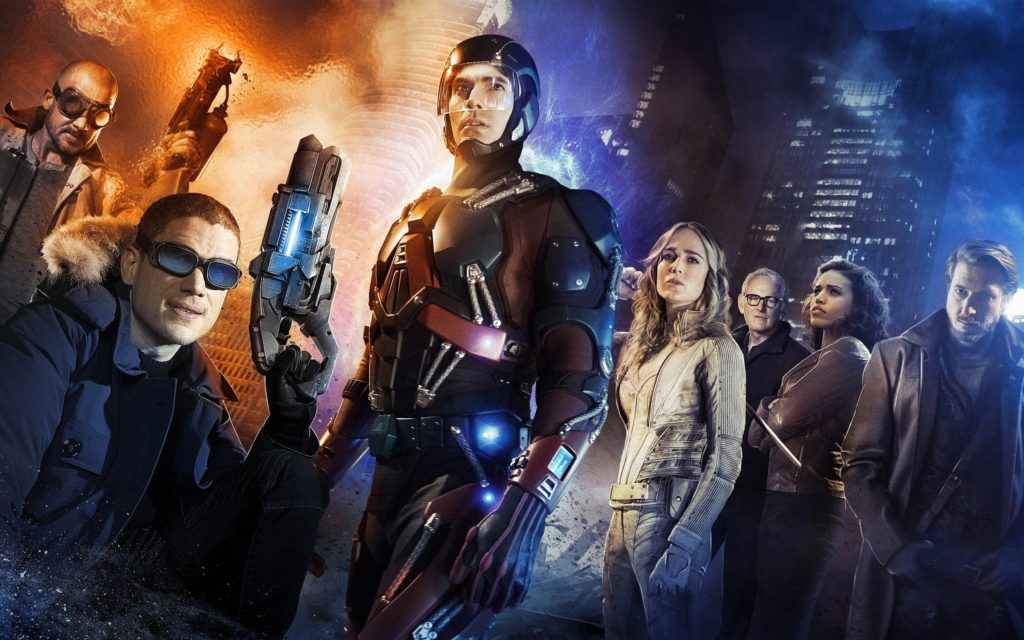 Legends of Tomorrow Justice Society of America