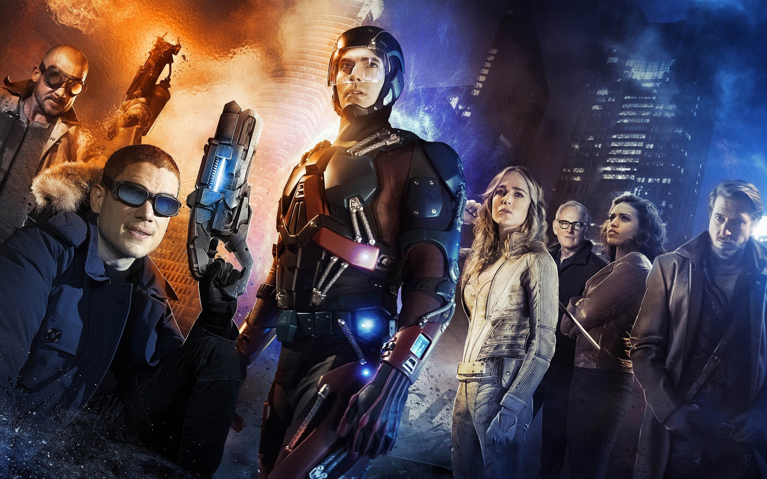 Photo of Legends of Tomorrow S02: Justice Society of America is Coming