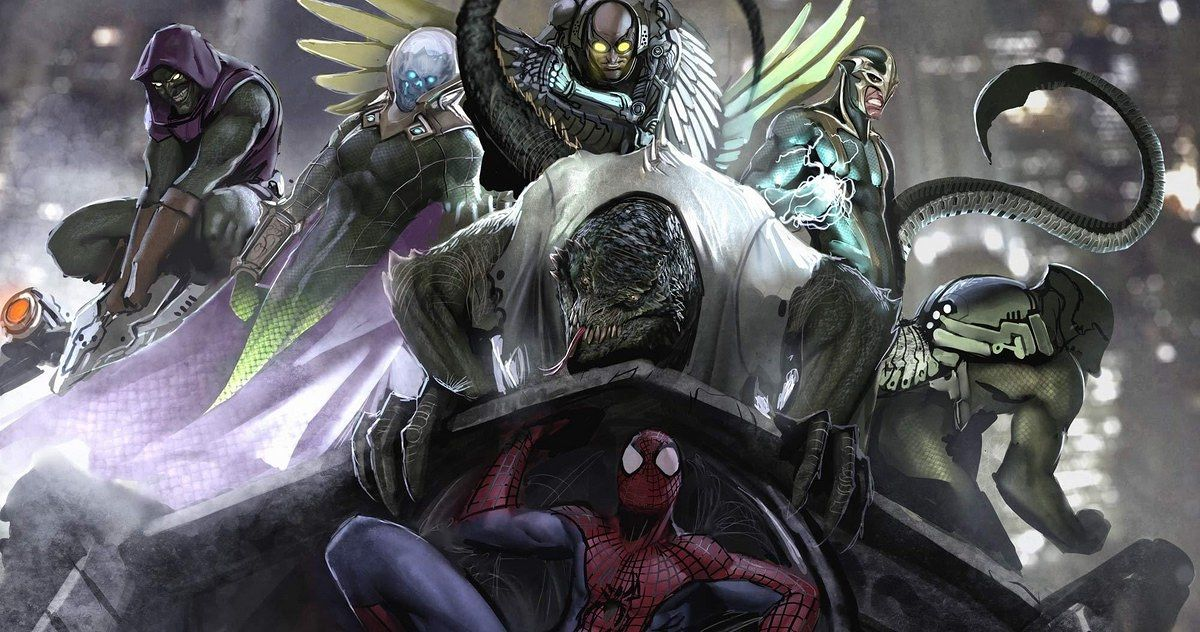Photo of Will A Sinister Six Movie Finally Happen?