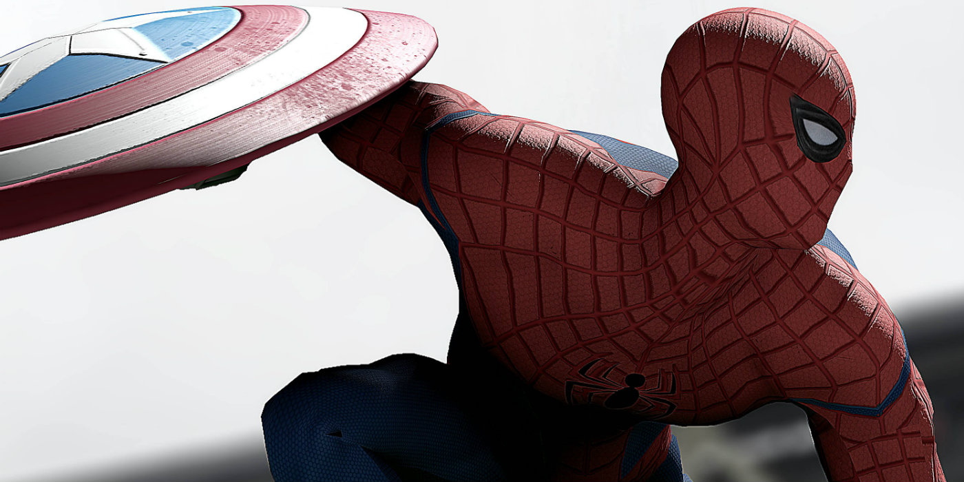 Photo of Spiderman New Costume is Unveiled and It's STUNNING