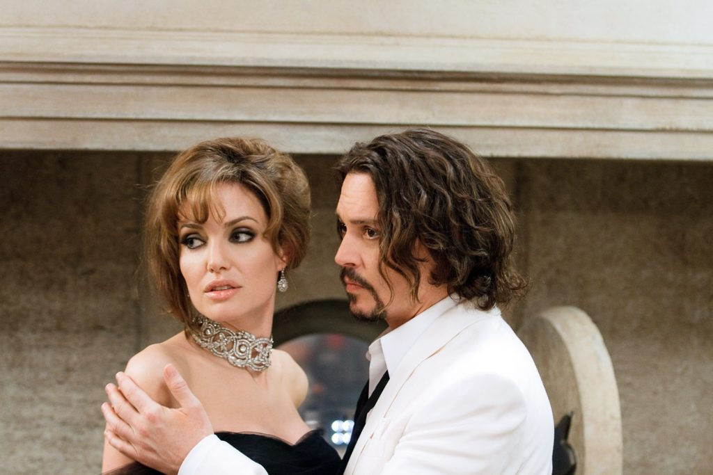 Highest Grossing Movies of Angelina Jolie