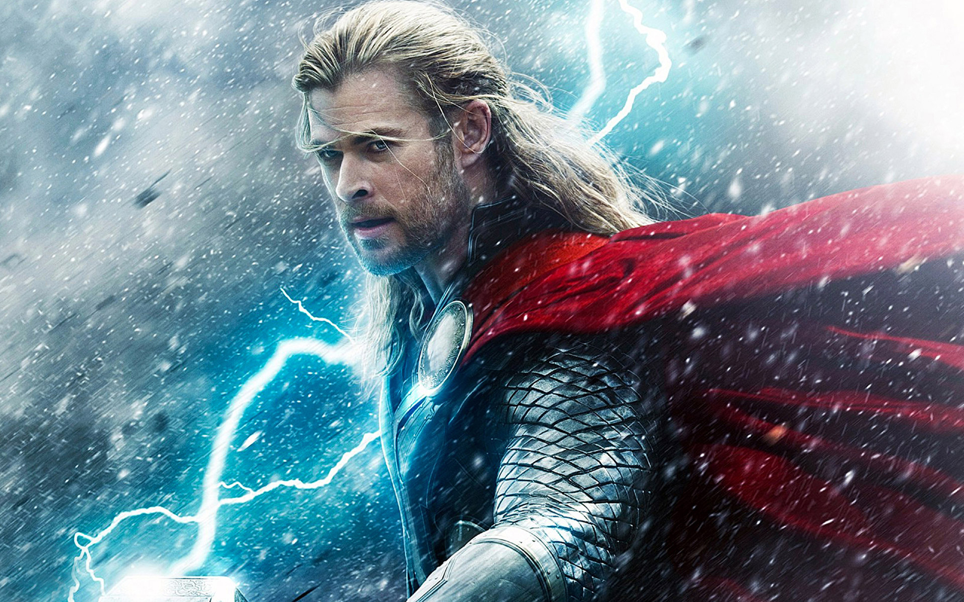 wallpapers of thor 2