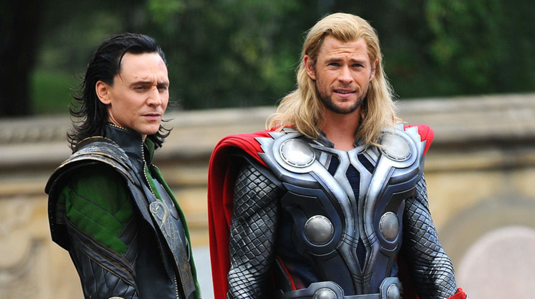 Photo of Thor and Loki visited Ailing Children in Brisbane