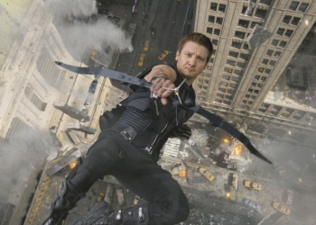 Jeremy Renner hawk eye