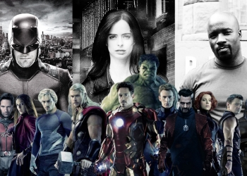 Marvel Netflix and MCU