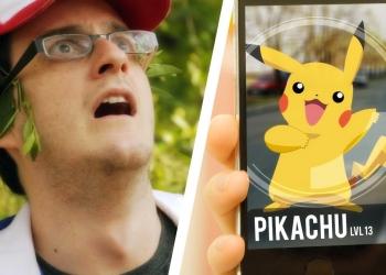 mobile game pokemon go