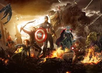 Avengers Infinity War Marvel Phase 4