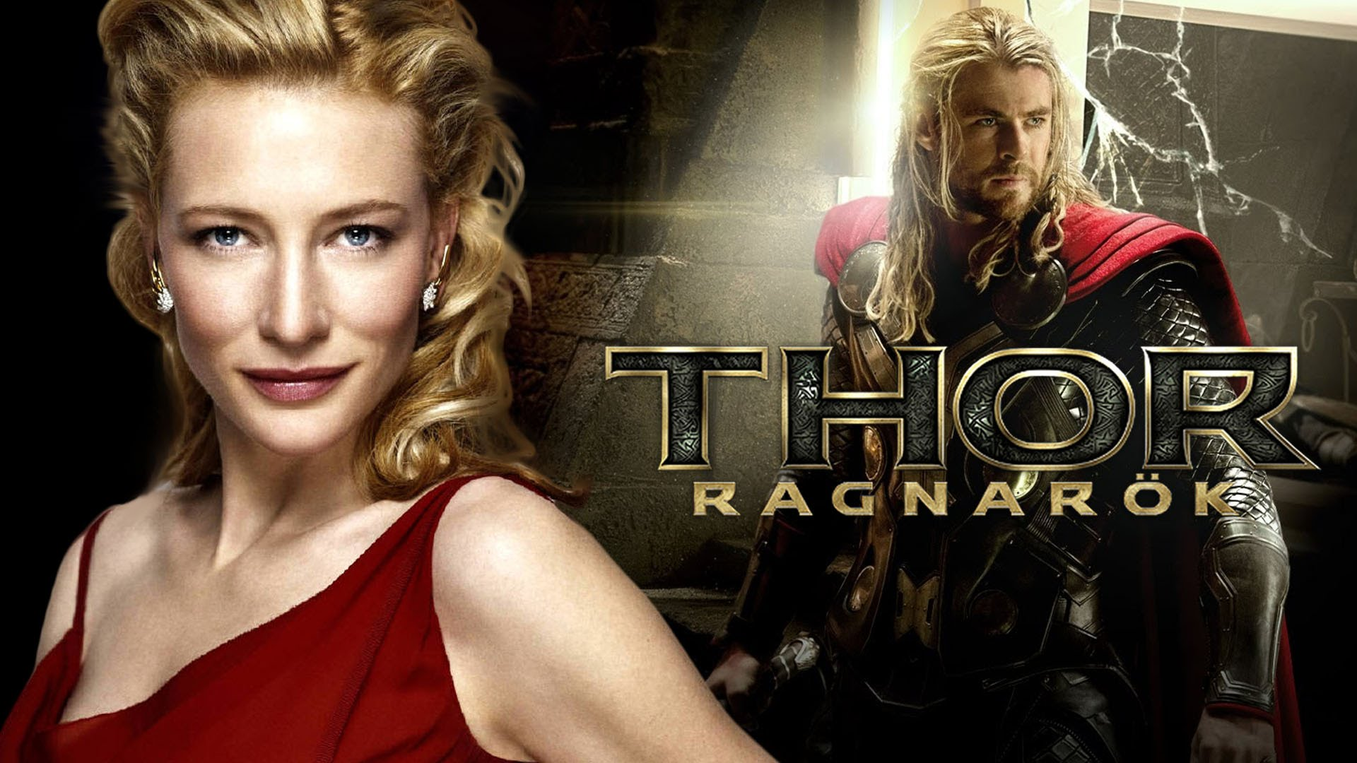 Photo of Thor Ragnarok New Footage Reveal Details about Cate Blanchett's Character