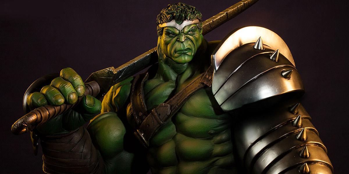 Gladiator Hulk thor ragnarok