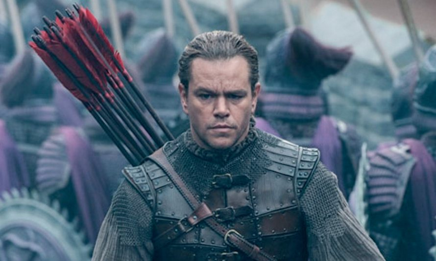 Photo of Matt Damon's The Great Wall In Controversy