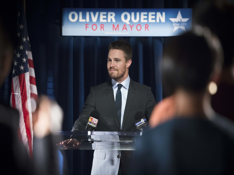 Photo of Here's the Person who will be Chief of Staff of Mayor Oliver Queen