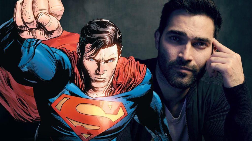 supergirl season 2 superman