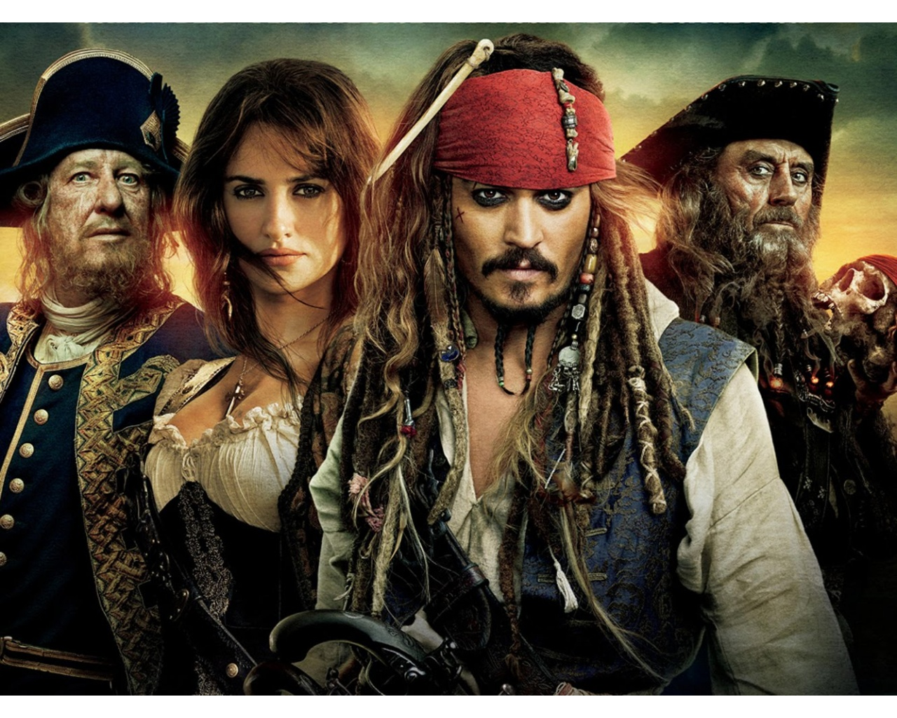 an introduction to pirates and the movies Johnny depp is an actor known for his portrayal of and his role as captain jack sparrow in the 'pirates of the legitimate movie role in the film.