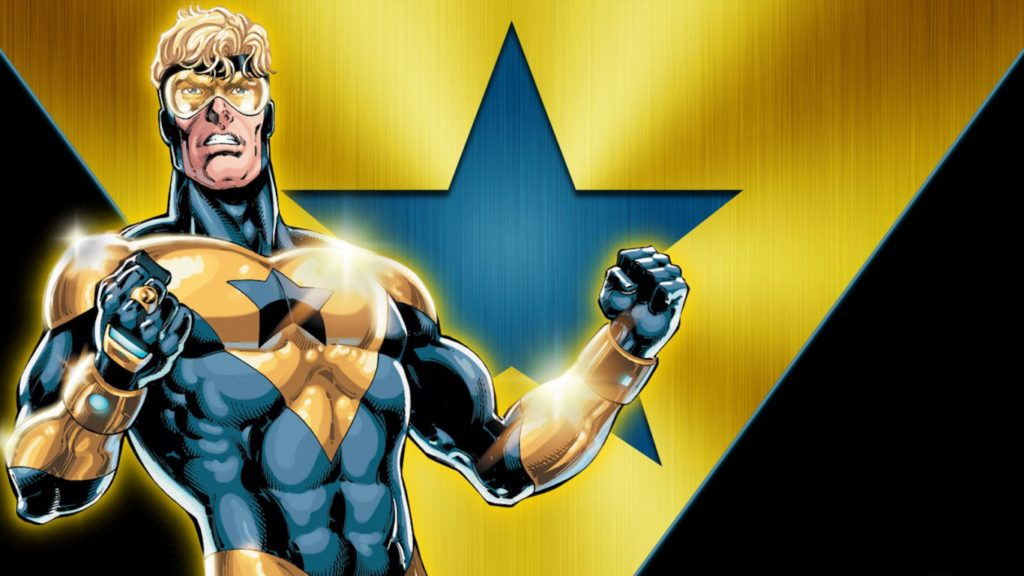booster gold dc cinematic universe