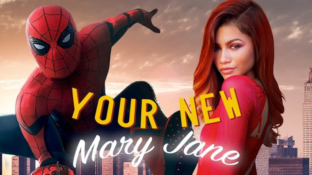 spiderman mary jane