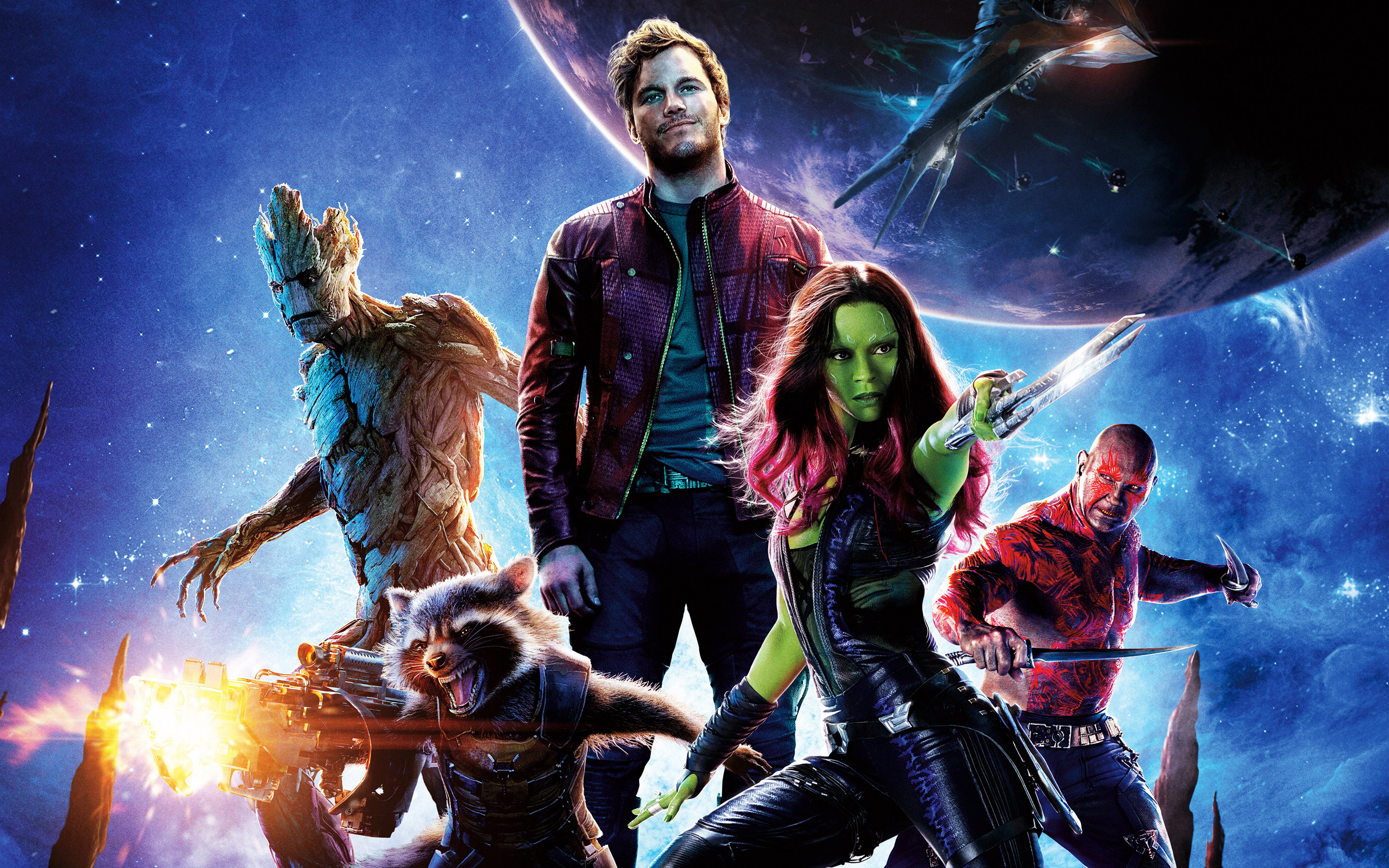 Photo of More Guardians Of The Galaxy Concept Art Released